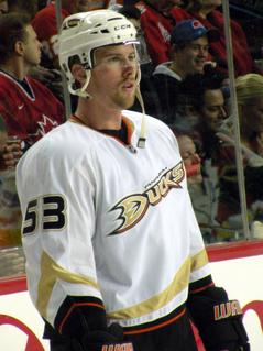 Brett Festerling Canadian ice hockey player