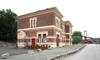 Brevik Station
