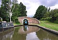 Bridge No 53, Trent and Mersey Canal west of Fradley Junction - geograph.org.uk - 998351.jpg