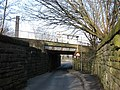Bridge TJC3-45, Dock Lane, Shipley - geograph.org.uk - 1750944.jpg