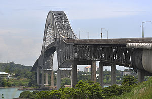 Bridge of the Americas - Puente de Las Americas, Panama