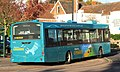 Bridgwater Bus Station - First 65761 (YN06NXP) Coasters livery.JPG