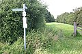Bridleway off Wentworth drive - geograph.org.uk - 493152.jpg