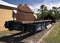Bringagie Siding railway turntable at the Whitton Museum.jpg