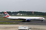 British Airways Boeing 777-336-ER (G-STBG-38430-1135) (20576731242).jpg