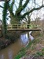 Broken Footbridge - geograph.org.uk - 352554.jpg