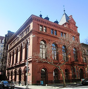 Brooklyn Heights Historic District - The Brooklyn Historical Society (2013)
