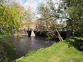 Brug 411 (officieus Godenbrug of Olympiabrug) in de Bernard Kochstraat over het Noorder Amstelkanaal foto 5.JPG