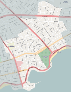 Street map of Buceo