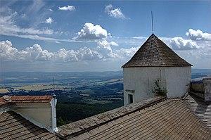 Buchlov - Image: Buchlov castle 11