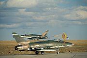 BuckleyANG F-100D SuperSabre