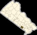 Bucks county - Upper Southampton Township.png
