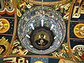 Bucuresti, Romania, Biserica Sfantul Gheorghe Nou (plafon 4); B-II-m-A-18225.JPG