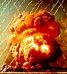Operation Buffalo's Breakaway nuclear test