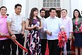 Bulacan Provincial Capitol Building ribbon cutting.jpg