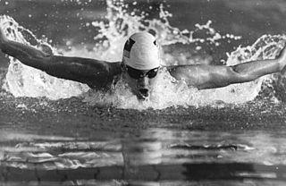 Birte Weigang East German swimmer