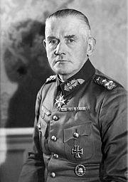 Bundesarchiv Bild 183-W0402-504, Generaloberst Werner von Blomberg