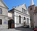 Bystrzyca Kłodzka, kościół ewangelicki, 01.JPG