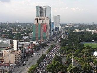 Circumferential Road 5 - Katipunan Avenue