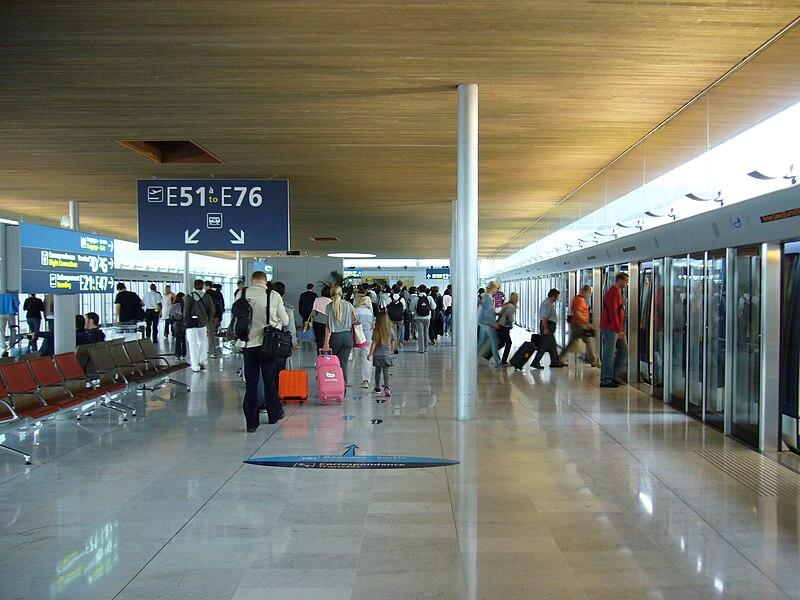 Restaurant Terminal E Porte L