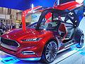 CES 2012 - Ford EVOS concept car (6764374369).jpg