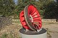 CH Talarn (Catalonia), Turbina Francis en exhibició.jpg