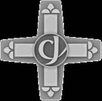 Congregation of Jesus - Image: CJ creu