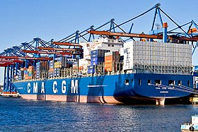 Image illustrative de l'article CMA CGM Vela