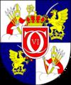 COA archbishop HU Esterhazy Imre2.png