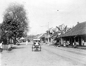 Tanah Abang - Image: COLLECTIE TROPENMUSEUM Batavia Pasar Tanah Abang T Mnr 10014914