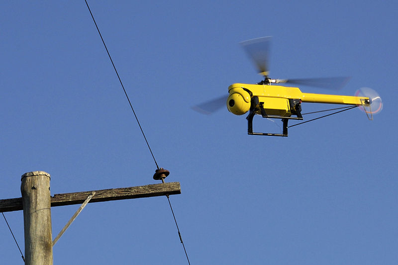 CSIRO ScienceImage 10876 Camclone T21 Unmanned Autonomous Vehicle UAV fitted with CSIRO guidance system.jpg