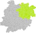 Cahuzac (Lot-et-Garonne) dans son Arrondissement.png