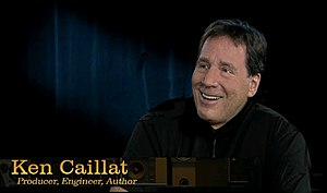Ken Caillat - Live interview at Dave Pasendo's Place 2012