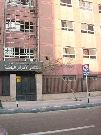 Qasr El Eyni Hospital - Cairo University - Kasr al-Aini Internal Medicine Hospital
