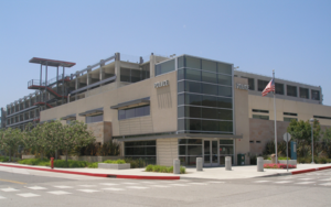 California State University police departments - Police office at Cal Poly Pomona.