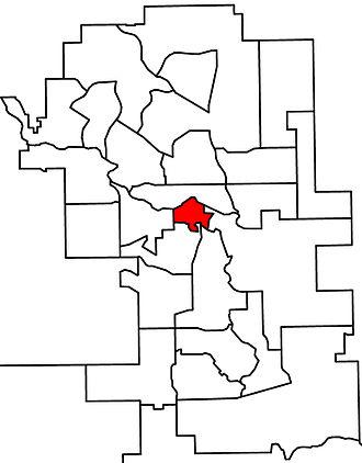 Calgary-Buffalo - Image: Calgary Buffalo in Calgary