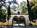 Calle Francisco Sosa and Jardín Centenario.jpg