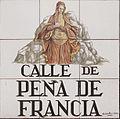Calle de Peña de Francia (Madrid) 01.jpg