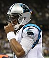 Cam Newton Saints vs Panthers 2015-12-06.jpg