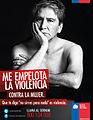 """Campaña """"Me Empelota la Violencia Contra la Mujer"""" del Sernam - Emilio Sutherland.jpg"""