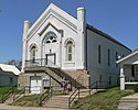 Campbell Chapel AME (Atchison KS) from SE 1.JPG