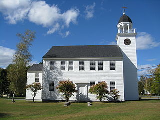 Canaan Meetinghouse United States historic place