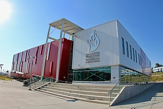 Canadas Sports Hall of Fame Sports hall of fame in Alberta, Canada