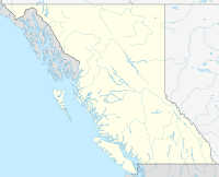 Mount London is located in British Columbia