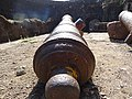 Cannon at Lohagad Fort.jpg