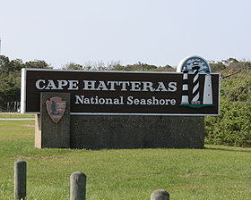 Image illustrative de l'article Cape Hatteras National Seashore
