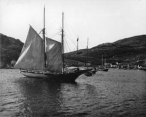 Cape St. Charles -  Cape St.Charles, 1908