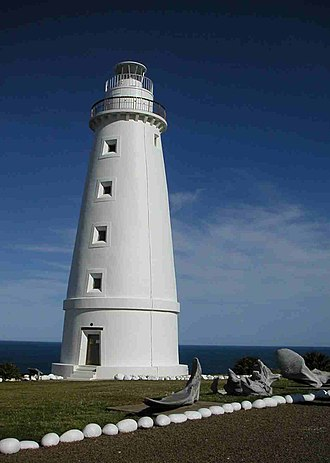 Cape Willoughby Conservation Park - Cape Willoughby Lightstation