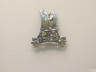 Capheaton Treasure - Image: Capheaton Treasure (3)