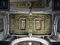 Cappella salviati, soffitto anticappella.JPG